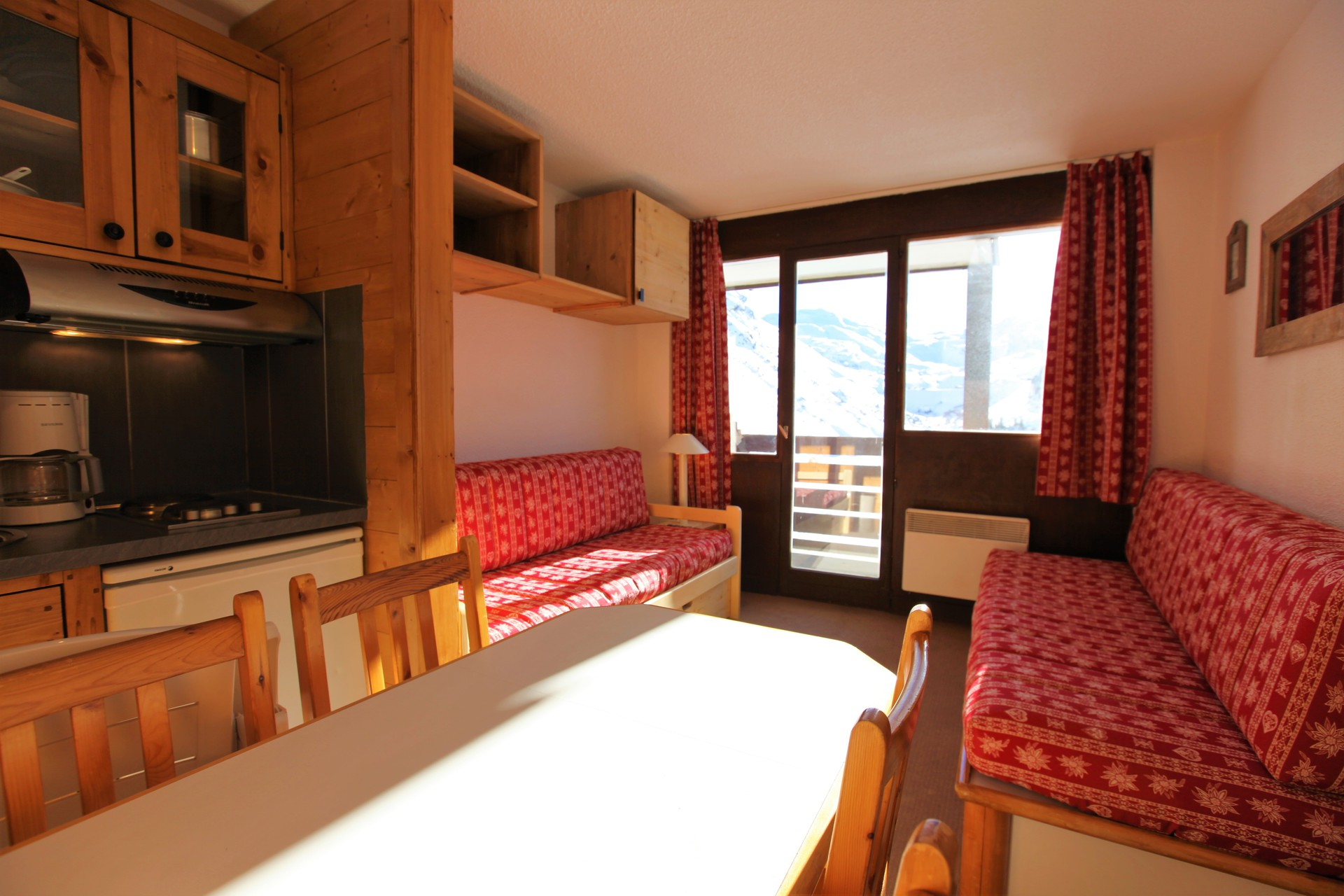 Rent a Studio at Avoriaz