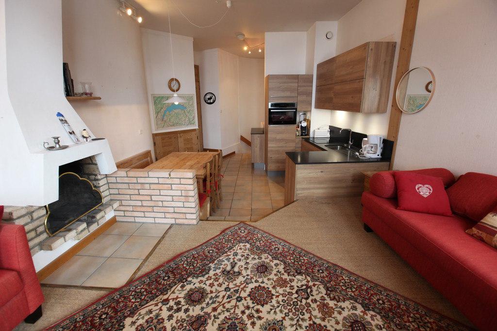Buy an apartment in Avoriaz : 4 pièces Secteur Dromonts
