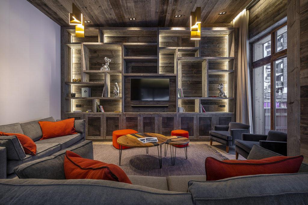 Achetez un appartement à Avoriaz : 5 pièces Secteur Ruches (sous compromis de vente)