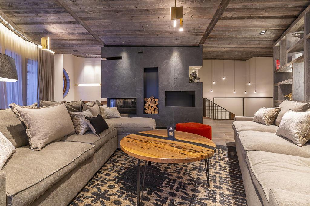 Achetez un appartement à Avoriaz : 6 pièces + coin montagne Secteur Ruches