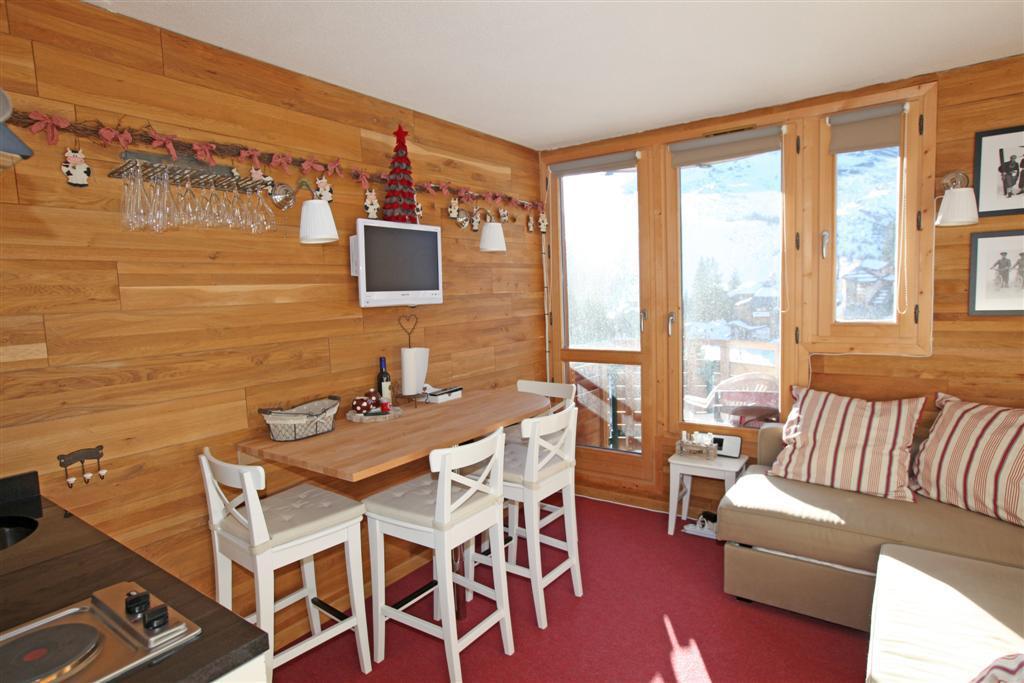 Achetez un appartement à Avoriaz : Studio Secteur Centre Station (sous compromis de vente)