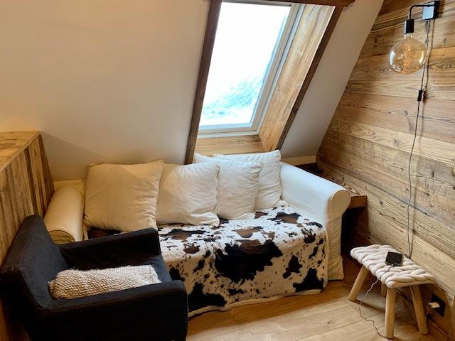 Buy an apartment in Avoriaz : 2 pièce-cabine Sectyeur Dromonts