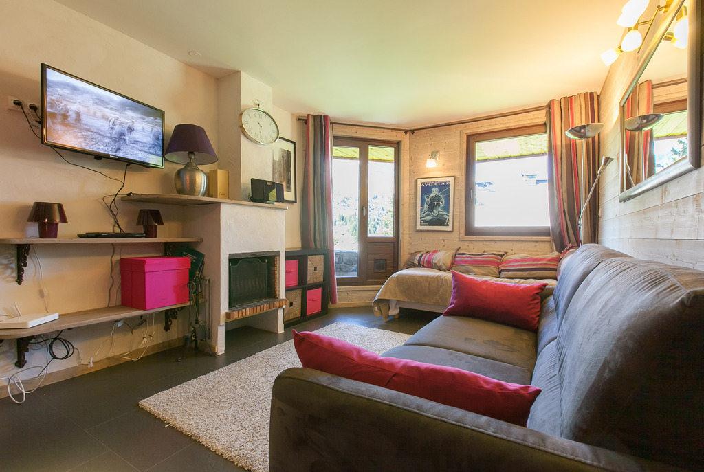 Buy an apartment in Avoriaz : 2 pièces Secteur Dromonts