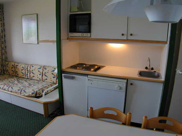 Buy an apartment in Avoriaz : Studio cabine Secteur Falaise (sous compromis de vente)