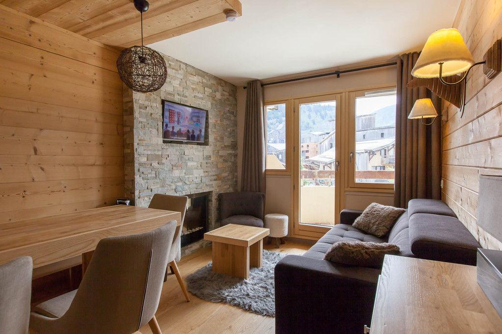Buy an apartment in Avoriaz : 3 pièces Secteur Falaise (sous compromis de vente )