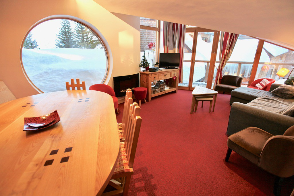 Buy an apartment in Avoriaz : Chalet Secteur Dromonts